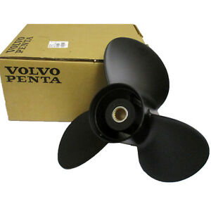 "Volvo Penta New OEM SX Stern Drive Propeller 14.25x21 Prop 3817469 14-1/4"""