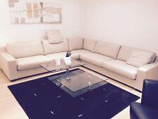 Sofa inspiration by Bielefelder Werkstätten Eckpolster BW in Stoff UVP 12.792,00