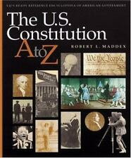 The U.S. Constitution A to Z-ExLibrary