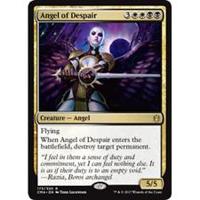 1x ANGEL OF DESPAIR - Rare - Commander - MTG - NM - Magic the Gatherin