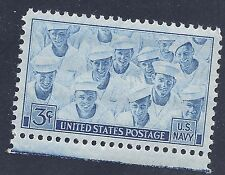 1945 U S Stamp US Navy Sailors 3 Cent Stamp MNH WW2 ERA stamp