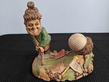 "Cairn Studio ""Little Ben"" Gnome Figurine Thomas Clark 1995 Edition 21 Ec Coa"