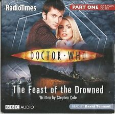 DR WHO - THE FEAST OF THE DROWNED - DISC 1 - RADIO TIMES PROMO CD