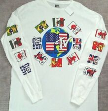 MTV Long Sleeve Shirt_ Size XL _ New with tags_ Officially Licensed