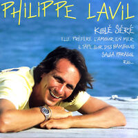 Philippe Lavil ‎CD The Best Of Philippe Lavil - France (M/M)