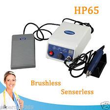 Dental Lab Micromotor Marathon Brushless 50K RPM Handpiece High Speed HP65-Super