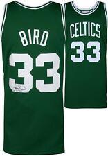 Larry Bird Celtics Signed Green Mitchell & Ness Swingman Jersey - Fanatics