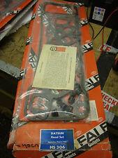 NISSAN / DATSUN BLUEBIRD 1.3 / 1.4 / 1.6  HEAD GASKET SET 1968~81 FAI HS306