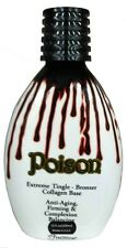 FIXATION POISON 11 OZ HOT TINGLE BRONZER TANNING LOTION BY ULTIMATE