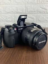 Olympus E-300 Digital SLR DSLR Camera w/Zuiko Digital 14-45mm 1:3.5-5.6 Charger