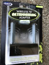 Datel 300mbps Wireless-N Network Adapter For XBOX 360 360S BRAND NEW SEALED
