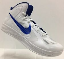 NIKE Zoom Hyperfuse Qam White/Old Royal Promo Sample Sz 18 Rare Player Edition