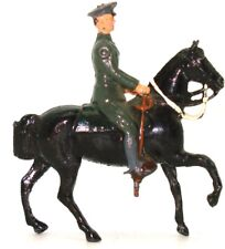 BRITAINS TOYS - FROM SET NO. 229 U.S. CAVALRY SERVICE DRESS - BLACK HORSE