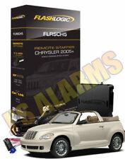 Chrysler Pt Cruiser 2006-2010 Plug & Play Remote Start Oem Remote Control Easy