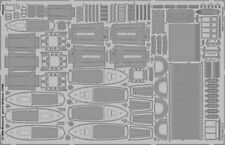 Eduard Accessories 53080 - 1:200 Bismarck Part 1-Lifeboats F. TRUMPETER-ätzs