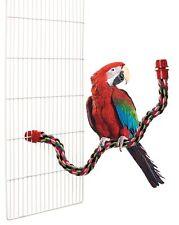 Karlie Sitzstange aus Baumwolle 75 cm für Papageien Papageienspielzeug riesig