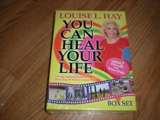 You Can Heal Your Life Set by Louise L. Hay (2009, Mixed Media, Special)-SEALED