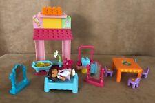 Dora  furniture house lot Mega Bloks building block couch bed the explorer fig