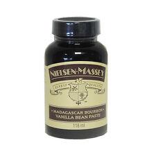 Nielsen-Massey Madagascar Bourbon Pure Vanilla Bean Paste, 4 Oz