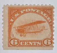 TRAVELSTAMPS: 1918 US AIRMAIL #C1 MINT,OG, MNH,NICE STAMP, CURTISS JENNY BIPLANE