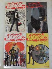 BAD ASS Comic Set # 1 2 3 4 ~ Dynamite ~ 1st Print ~ Like Deadpool