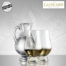 The Glencairn Official Crystal Whisky Glasses Glass & Water Jug Tasting Nosing