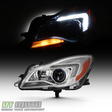 2014-2017 Buick Regal (HID/Xenon) Projector Headlights Headlamps LH Driver Side