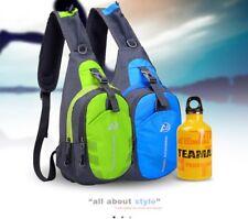 B022 Brusttasche Umhängetasche Crossbag Messenger Cross Bag Sport Tasche