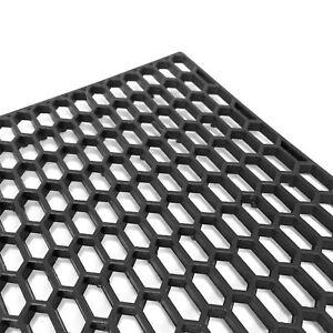 Honeycomb Black ABS Plastic vent car tuning universal Grill Mesh Size 40x120cm
