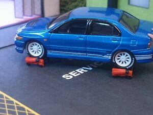 Custom 1/64 Scale Wheel Skids Diorama Hot Wheels Matchbox