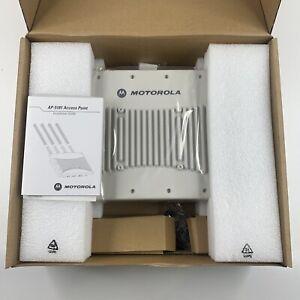 Motorola AP-5181-13040-WWR Outdoor Mesh Wireless Access Point 802.11a/g + POE