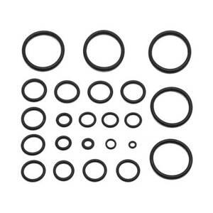 Cooling System O-Ring Hose Kit For BMW E46 320i 323i 325i 328i EURO 316 318 320