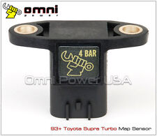 Omni-Power 3 Bar Map Sensor Toyota Supra TT 2JZGTE Turbo 93-98 2JZ MKIV
