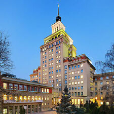 3 Luxus Tage in Prag 4 Sterne Deluxe Hotel International Prague 2ÜF 2P Reise