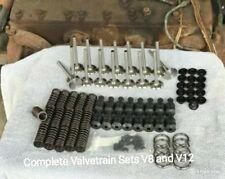 Flathead Ford Lincoln V8 V12 Valvetrain Set Conversion