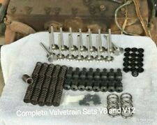 DetroitVintageSpeedCo Flathead Ford Mercury V8 Lincoln 12 Valvetrain Set 239 255