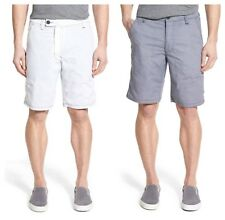 HOWE *SWITCH STANCE* REVERSIBLE COTTON  SHORTS  Sz 34    NWT  NORDSTROM  $ 85