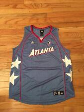 Atlanta Dream WNBA Adidas Jersey Women's Size L