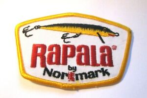 Vintage Rapala by Normark Patch