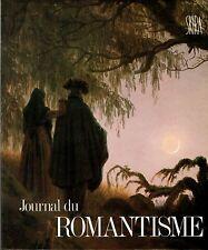 Le Journal du Romantisme, nombreuses Peintures en couleurs, Le Bris, Skira Arts