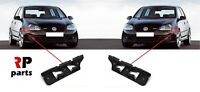 FOR VW GOLF V 03-09, JETTA 05-09 FRONT BUMPER SUPPORT BRACKET PAIR SET L&R