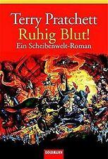 Ruhig Blut! Ein Roman von der bizarren Scheibenwelt von ... | Buch | Zustand gut