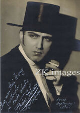 ANDRE ARBEAU Email Diamant Opera Autographe ARNAL 1936