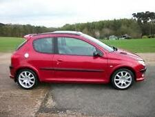 PEUGEOT 206 GTI CC XSI DRIVER SIDE O/S WING PRE-PAINTED TO ANY STANDARD SHADE