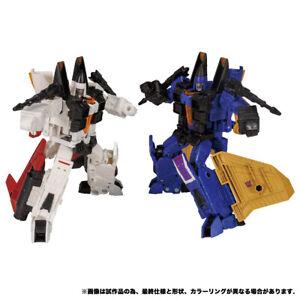 Takara Tomy Transformers Earthrise ER EX-19 Ramjet & Dirge Japan version