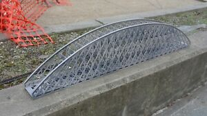 54 Inch Long Superspan Double Trach Arch Bridge H0 Or O Gauge MDF Kit New