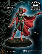 CAVALIERE modelli BATMAN Miniatures DC Comics NUOVO CON SCATOLA BATWOMAN k35dc022