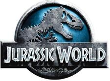 STICKER Jurassic World BUMPER STICKER FREE POST Logo Dinosaur Indominus Rex