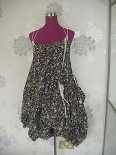 Amazing All Saints Ditzy Parachute Short Dress  Size 8-10  Excellent Condition