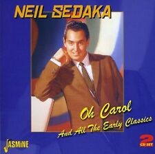 Oh Carol & All The Early Classics - Sedaka,Neil (2011, CD NEUF)